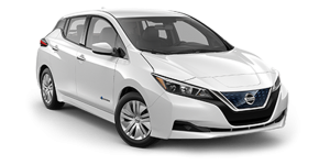 Nissan Leaf remontas