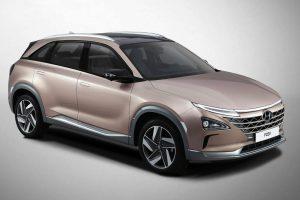 vandeniliu varomas Hyundai Nexo