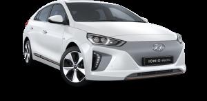 Hyundai IONIQ Electric remontas ir priežiūra