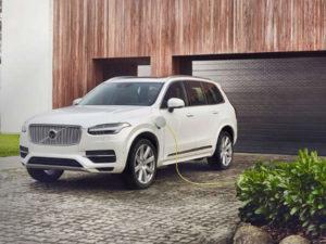 Volvo hibrido remontas